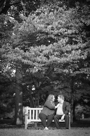 Kathryn and Cameron  Lexington Engagement Photography