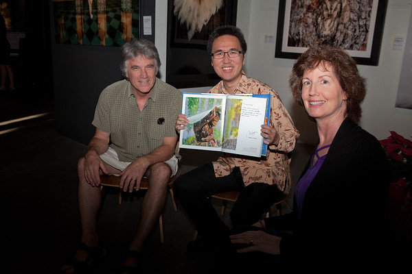 Meet & Greet Andrew Suryono at National Geographic's La Jolla Gallery