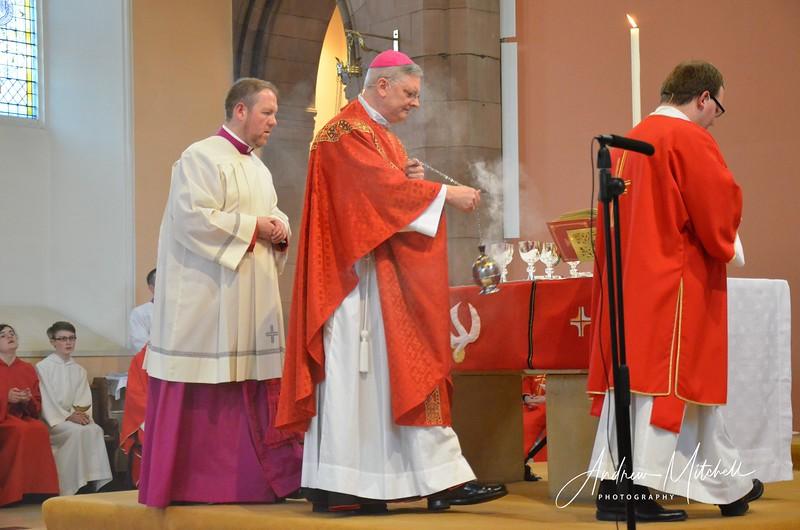 Scottish Catholic Youth Palm Sunday 2014