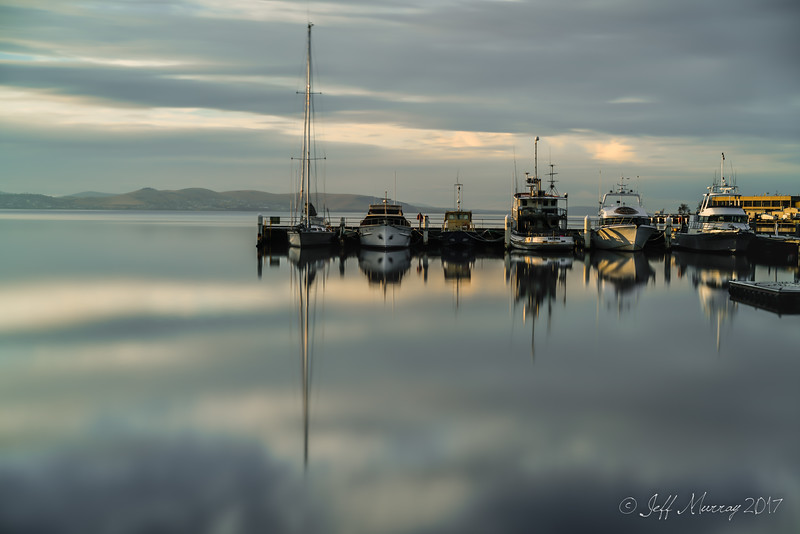 Tranquil Hobart