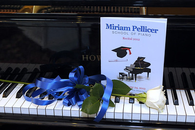 Mirium Pellicer piano recital