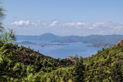 Yassica Island To Fethiye Harbor