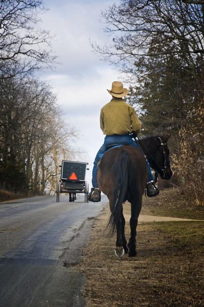 Horse man following   buggy .jpg