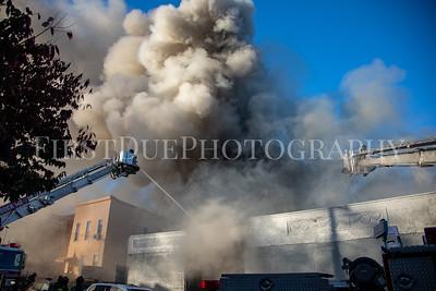 Brooklyn 5th Alarm Box: 1857 3432 Atlantic Ave. 31 Nov 20