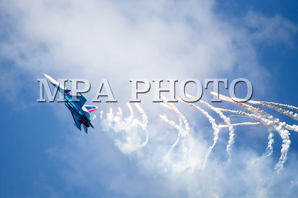 Халх голын ялалтын 80 жилийн ойд зориулан ОХУ-ын Агаарын цэргийн нислэгийн үзүүлэх тоглолт