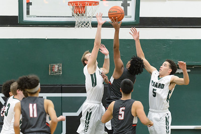 Tigard High School Boys Varsity Basketball vs David Douglas