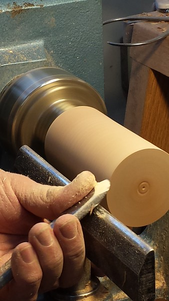Bill Snelson - woodturning