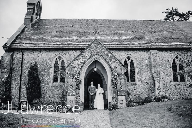 Harleigh and Karl Wedding