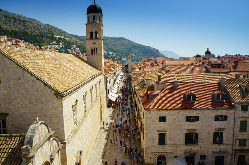Dubrovnik: Old Town Stradum