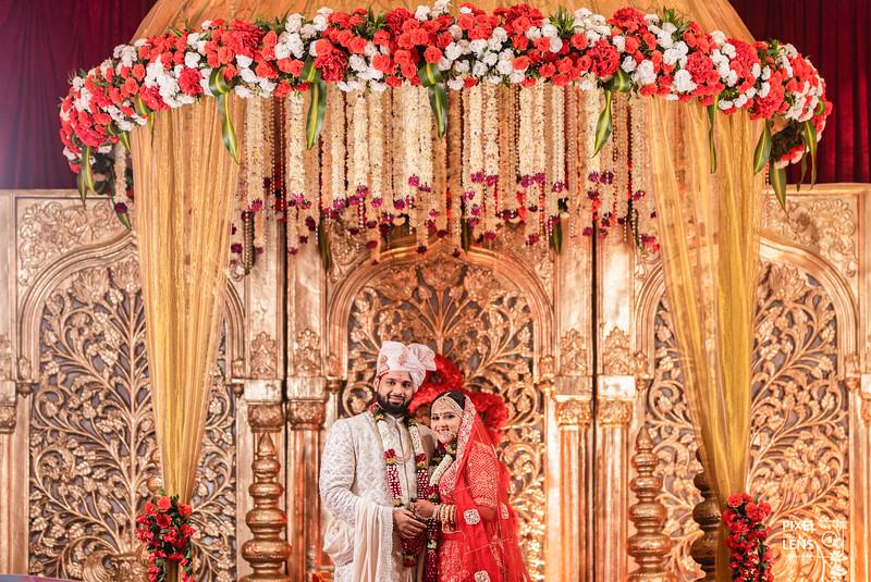 Arjun & Meghna