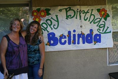 Belinda's 40th
