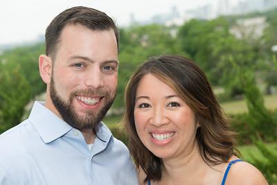 Eric&Viv Engagement pics