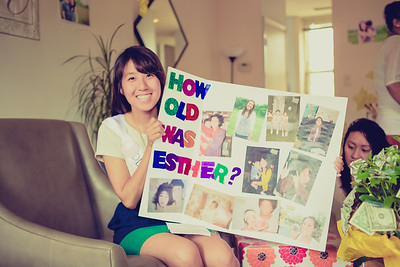 Esther's Bridal Shower