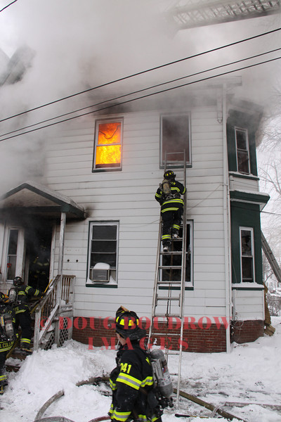 Malden, MA - 2nd Alarm, 21 Oliver Street, 3-2-09