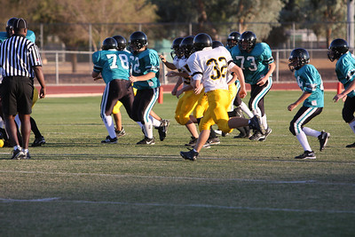 Highland Freshmen vs Gilbert October 17, 2007