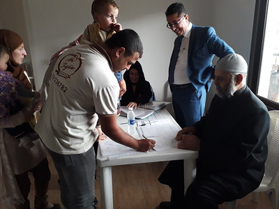 Mobile Court in North Bekaa