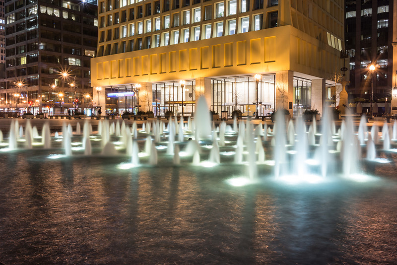 Daley Center Fountain