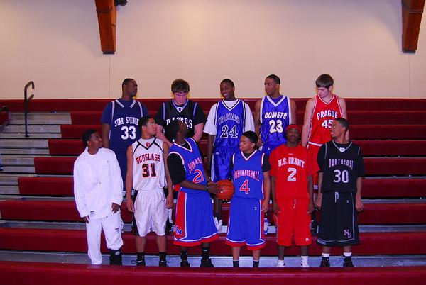 Oklahoma Heat Team Photos