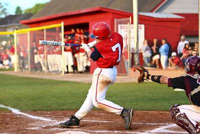 Bearden vs Halls HS Baseball Region Game