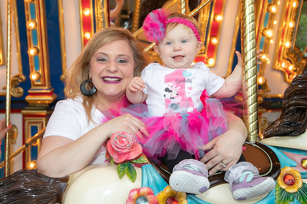 Siena's First Birthday Party