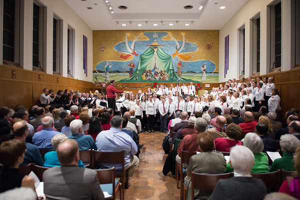 Holy Family  Christmas Concert