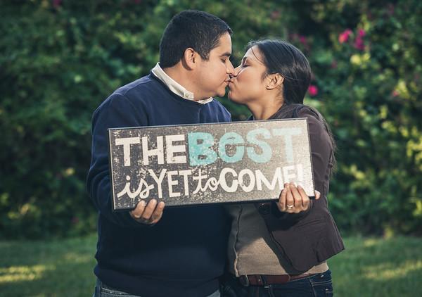 Rosie and Rolando Engagement