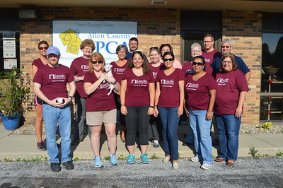 Lincoln Day of Caring  JULY 27-28 2016