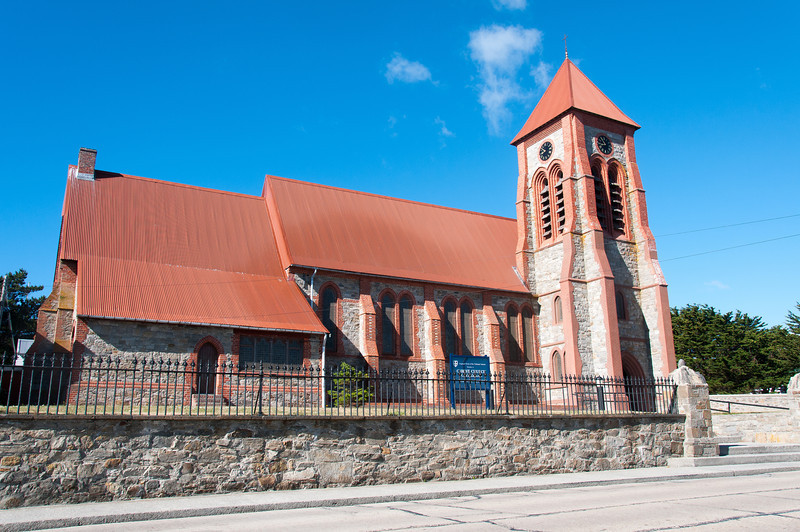 Christ Church Cathedral, Stanley, Falkland Islands