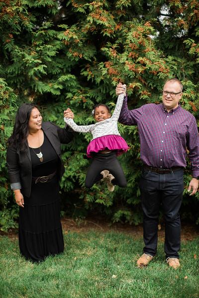 McLaughlin Family 2017