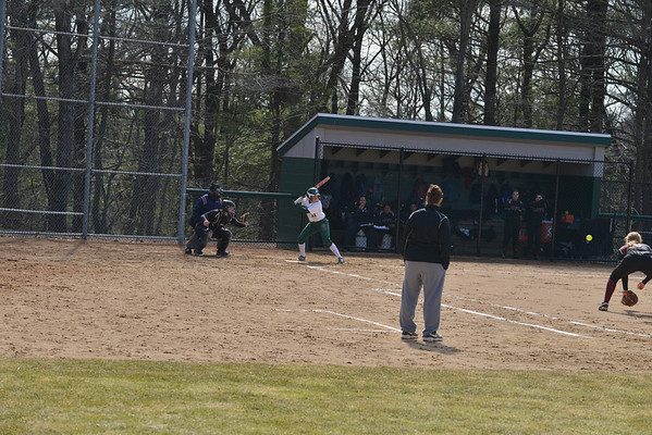 BABSON SOFTBALL V MIT DOUBLE HEADER  4.2.3014