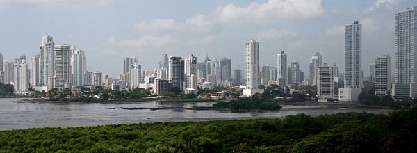 Panama City & Canal