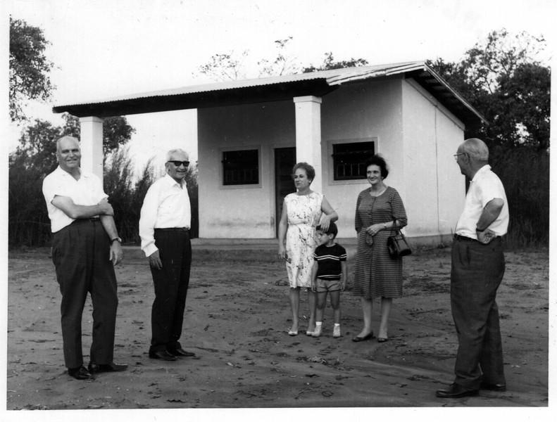 Chingufo - 28-4-68 Visitas