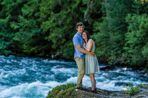 Engagement Session with Kate and Shane