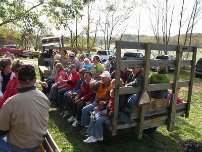 Day Farm Hayride