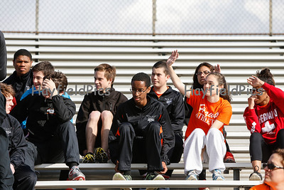 Boys Track & Field 4/9/14