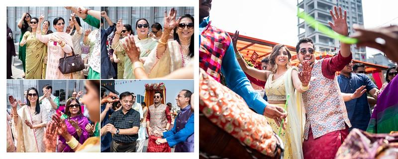 Bhanudey & Karishma  #KarDey Shadi