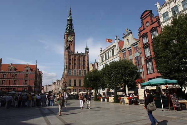 Gdansk, Wednesday, September 3, 2008
