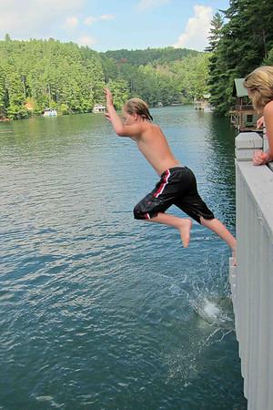 Groovers Swim 2011