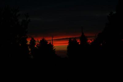 Sunset 20050828