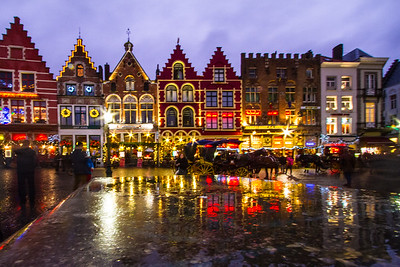 Belgium and France, Christmas 2015