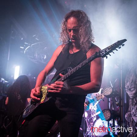 Kirk Von Hammett's Fear FestEvil - Sunday