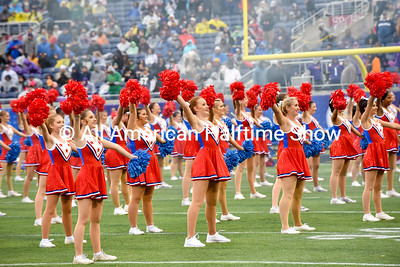 2018 All American Halftime Show