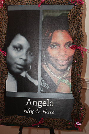 Angela's Fifty & Fierce Birthday Bash...
