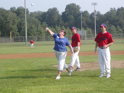 Fall 2006-Inaugural Game