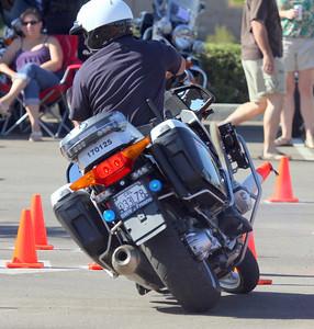 Manteca Police Motor Skills and Training 2010