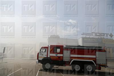 05.06.2018 Пожар в ТЦ ПОРТ  (Ильнар Тухбатов)
