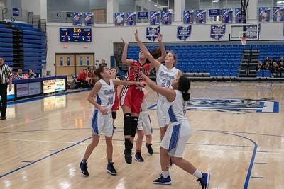 DHS Girls Basketball 12-19-2019