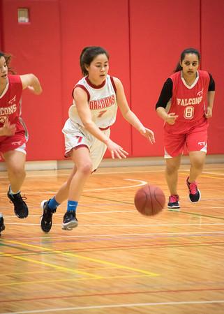 Junior Varsity Girls Basketball