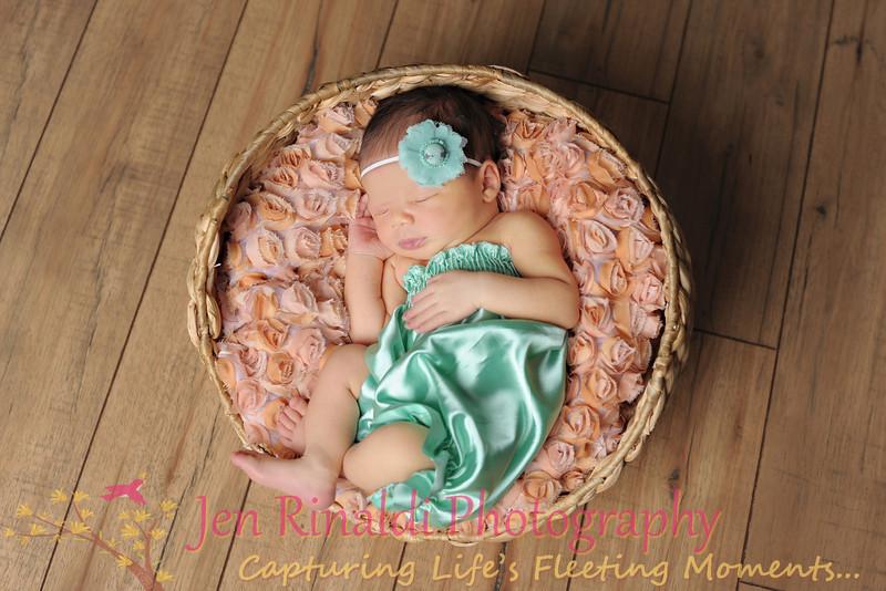 Isis Jade {Newborn 5 Days} 7/2/13