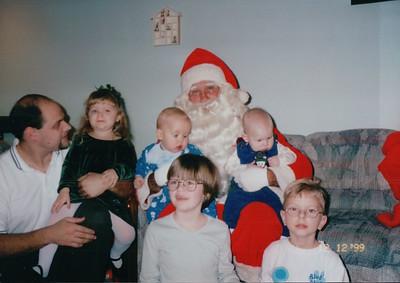 1999-12 Santa Visit